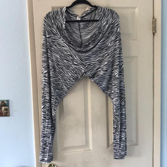 torrid Pants - Torrid size 3 zebra print leggings